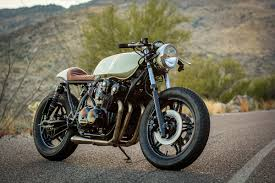 start up cycle brogue cb750 nighthawk return of the cafe racers