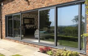 Patio Bi Folding Doors Patio Bi Fold Doors Glazerite Services Hull East