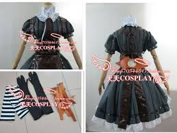 Alice Madness Returns Halloween Costume Alice Collection Ebay