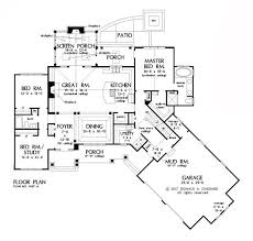 Donald Gardner Floor Plans Home Plan The Oliver By Donald A Gardner Architects