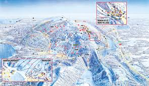 Colorado Ski Map by Ruka Ski Map Free Download