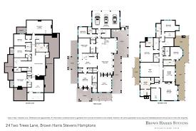 hamptons floor plans 24 two trees lane two trees estates