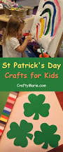 fun and easy st patrick u0027s day crafts for kids