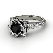 onyx engagement rings black onyx diamond engagement rings engagement ring usa