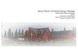 Montana Log Homes Floor Plans by Home Garden Plans Lh100 Log House Plans Log House Design