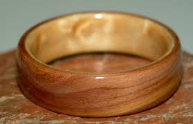 touch wood rings juniper heartwood wedding rings by david finch touch wood rings