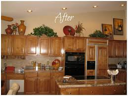 how to decorate above kitchen cabinets for fall how to decorate above kitchen cabinets page 1 line 17qq