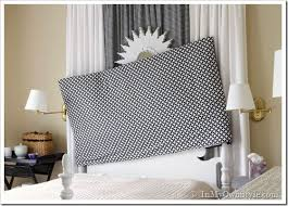 Making A Bed Headboard by Best 25 Headboard Cover Ideas On Pinterest Diy Fabric Headboard
