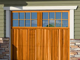 craftsman style garage doors ranch house doors garage door styles