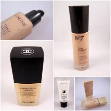 light coverage foundation for oily skin six best foundations for oily skin from lancome chanel vichy