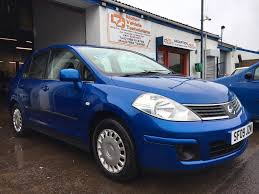 nissan tiida 2008 nissan tiida 1 6 automatic in dundee gumtree