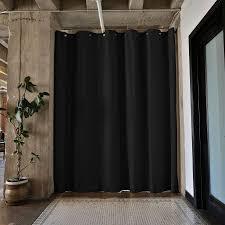 Curtain Separator Roomdividersnow Premium Heavyweight Room Divider Curtains