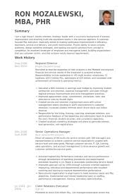Executive Director Resume Example by Regional Director Resume Samples Visualcv Resume Samples Database