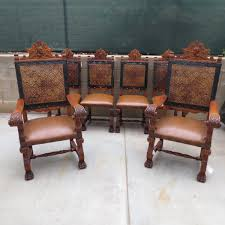 antique spanish dining chairs antique spanish chairs antique furniture