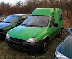 opel combo opel 1997 combo b the history of cars exotic cars customs