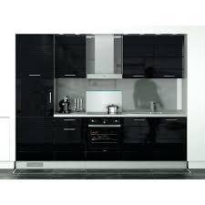 meuble haut cuisine noir laqué meuble cuisine noir meuble haut cuisine noir laque baraminology info