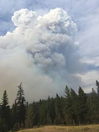 Wildfires In Bc July 2012 by Fire Information And Status North Fork Preservation Association