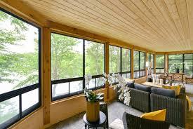 sunrooms porch enclosures 3 season rooms galena il