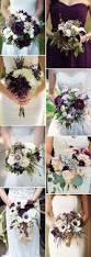 Purple Wedding Bouquets Get Inspired By These Awesome Plum Purple Wedding Color Ideas