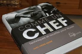cuisiner comme un chef comme un chef et nouveau partenaire la cuisine des p tites