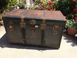 price reduced antique chest trunk coffee table antique design