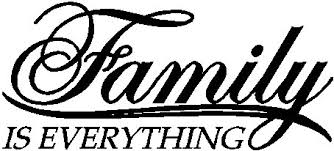 family is everything family wall quotes sayings