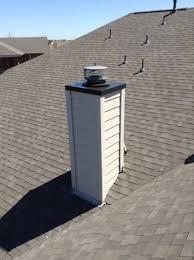 chimney chase cover bottom pan u0026 spark arrestor mastersservices