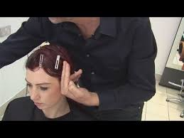 dry wave hairdo how to do a finger wave youtube