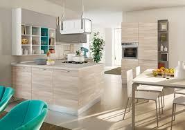 cuisine moderne bois massif kitchens cuisine moderne bois clair galerie avec équipée
