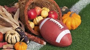 how to work football into thanksgiving without disrupting family