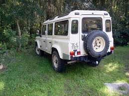 land rover 110 off road rust free 1990 land rover defender offroad for sale