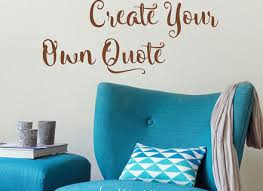 Wall Stickers Design Your Own Home Interior Design - Wall sticker design your own