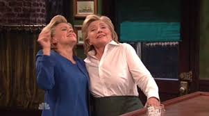 where does hillary clinton live hillary clinton does her best donald trump impression on snl daily