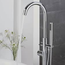 mirage freestanding thermostatic bath shower mixer tap milano mirage freestanding thermostatic bath shower mixer tap