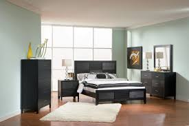 coaster furniture grove collection black bedroom set queen size click to enlarge