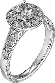 engraving engagement ring vintage collection engagement ring with engraving and