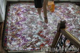 How Clean Rug How To Clean An Antique Turkish Kilim Rug