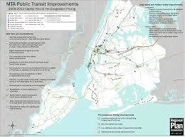 Train Map New York by Map Of The Day Planned Transit Improvements Gothamist