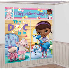 doc mcstuffins birthday party doc mcstuffins party supplies