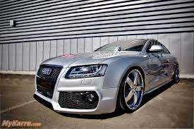 audi a5 modified audi a5 tuning youtube