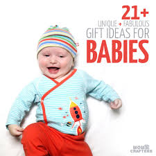 21 gift ideas for babies who already had a shower
