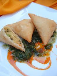 cuisine et recettes samosas indiens aux legumes de cuisine indienne végétarienne
