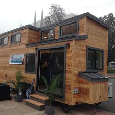 Vacation Tiny House 150 Sq Ft Tiny House Vacation In Encinitas California Tiny House