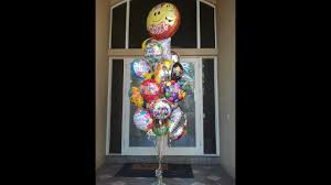 balloon delivery same day balloon bouquets for delivery in boca raton fl helium balloons