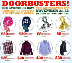 lands end black friday deals are live thanksgiving doorbusters