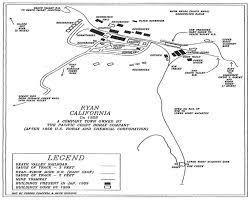 Map Of Death Valley Map Gallery Desert Fog
