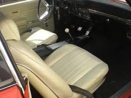 1969 Chevelle Interior Chevelle Ss 396 Convertible