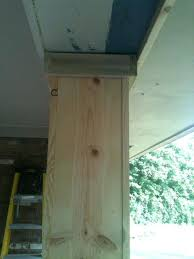 diy columns wooden porch posts for sale wooden porch columns uk