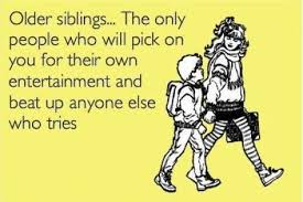 National Sibling Day Meme - happy national sibling day from the nohoartsdistrict com team in