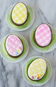 Easter Egg Cookie Boxes – Glorious Treats
